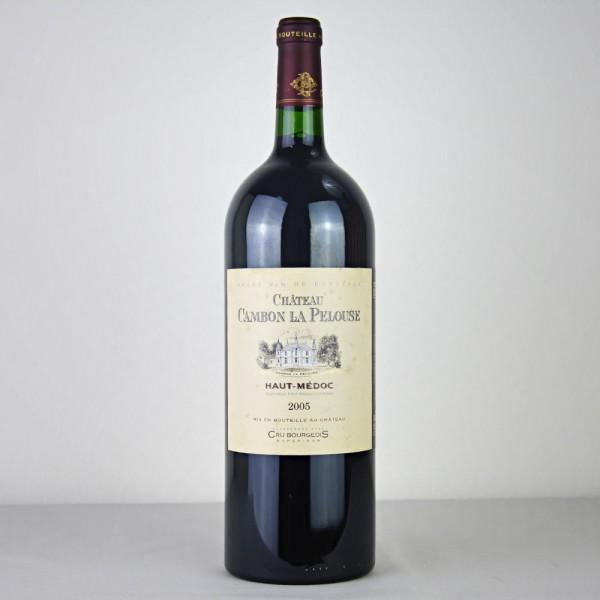 2005 Château Cambon la Pelouse Haut-Medoc AC 1,5 Liter Magnum