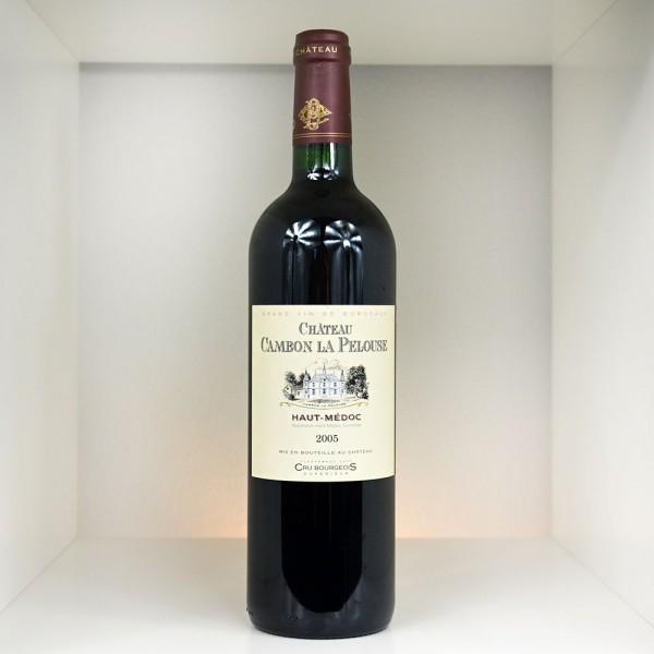 2005 Château Cambon la Pelouse Haut-Medoc AC