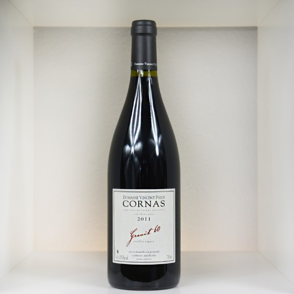 """2011 Domaine Vincent Paris Cornas """"Granit 60"""""""