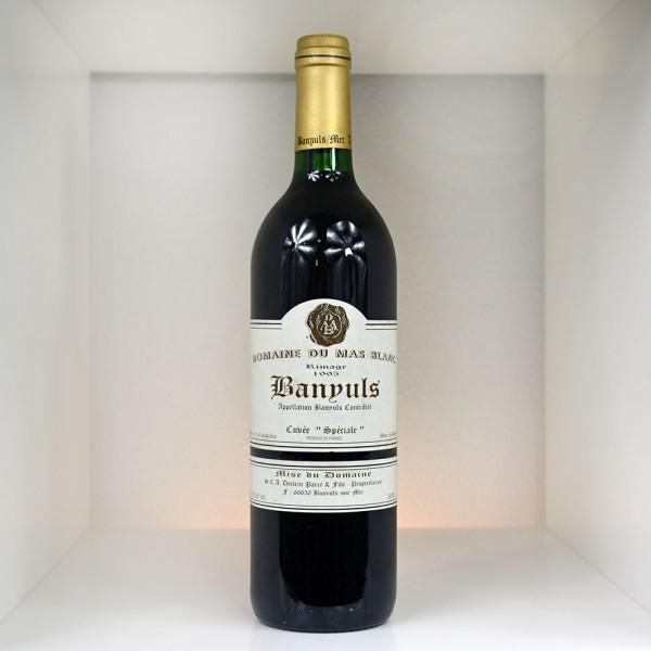 """1995 Domaine du Mas Blanc Banyuls AC Cuvée """"Speciale"""""""