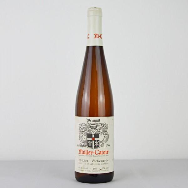 1993 Müller-Catoir Haardter Mandelring Scheurebe Auslese 0,75 Liter