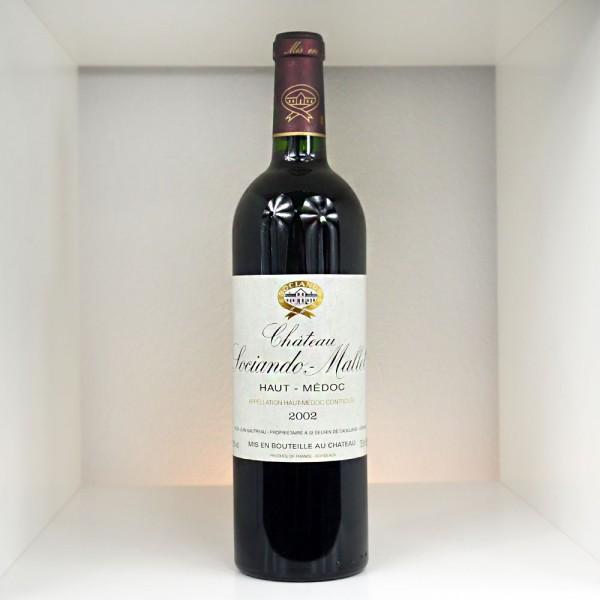 2002 Château Sociando-Mallet Haut-Medoc AC