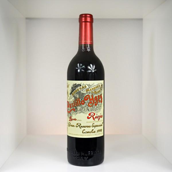 1998 Marqués de Murrieta Castillo Ygay Gran Reserva Especial Rioja DOCa