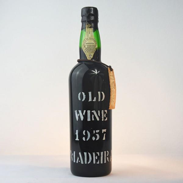 1957 Pereira D'Oliveira Old Wine Madeira