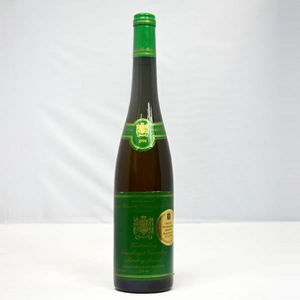 """1990 Verrenberger Verrenberg Riesling Auslese """"Versteigerung"""", Weingut Fürst zu Hohenlohe-Oehringen"""