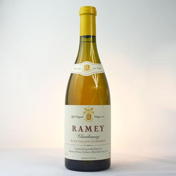 2001 Ramey Hyde Vineyard Chardonnay, Carneros