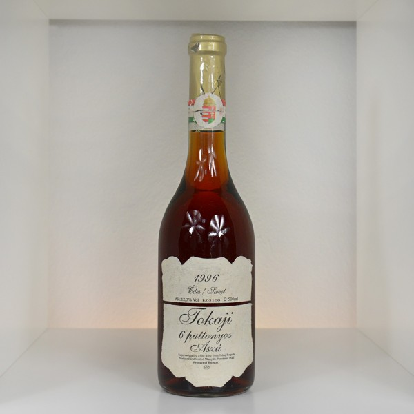 1996 Monyók Tokaji Aszú 6 puttonyos - 500 ml