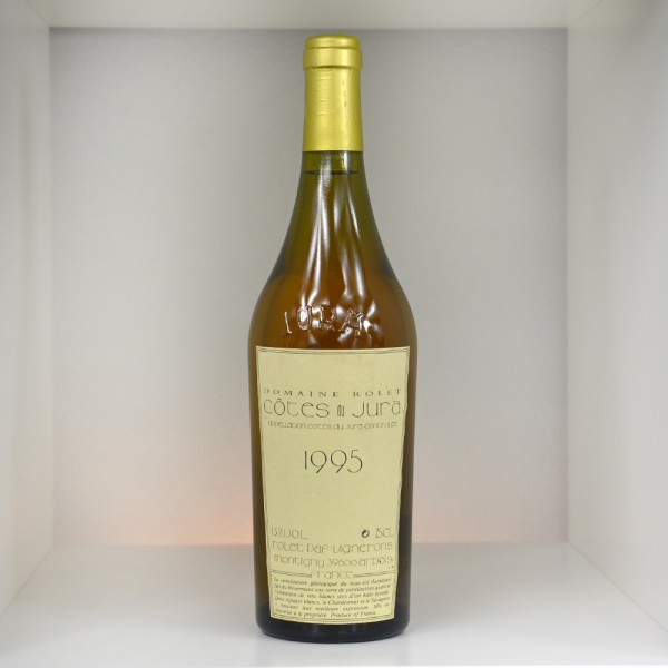 1995 Domaine Rolet Côtes du Jura Blanc