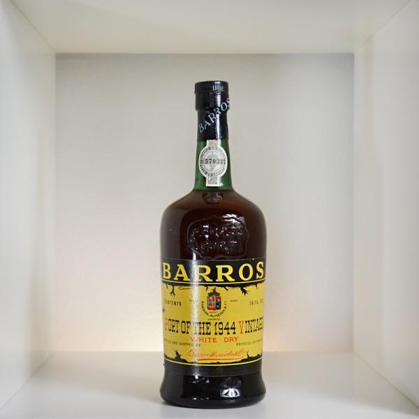 1944 Barros Vintage Port White Dry