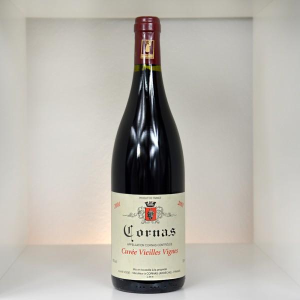 """2001 Domaine Alain Voge Cornas """"Cuvée Vieilles Vignes"""""""