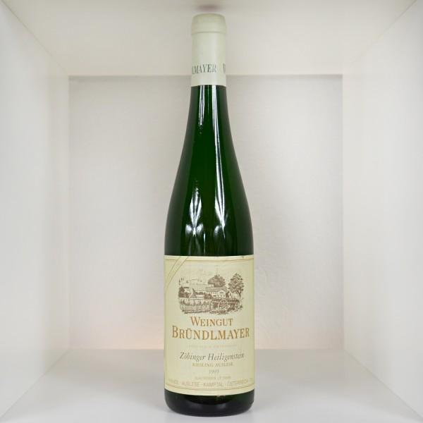 1995 Weingut Bründlmayer Zöbinger Heiligenstein Riesling Auslese
