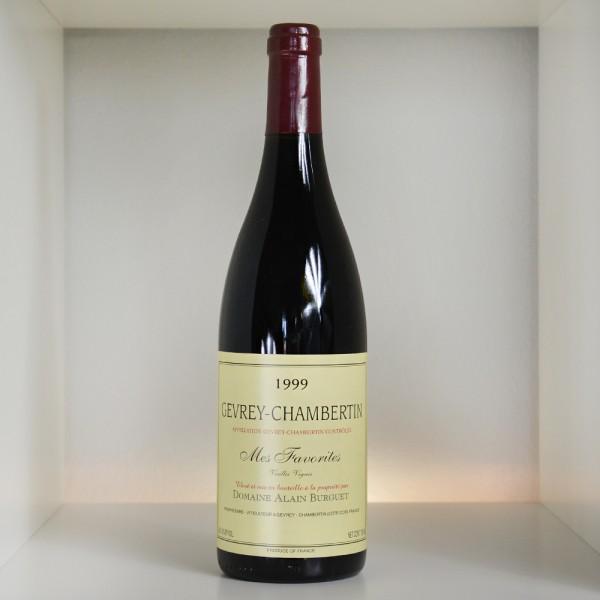 "1999 Domaine Alain Burguet Gevrey-Chambertin ""Mes Favorites"" Vieilles Vignes"