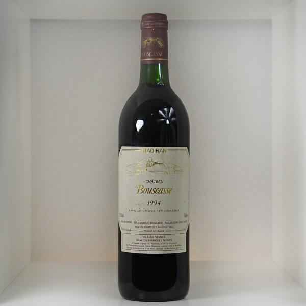 """1994 Château Bouscassé """"Vieilles Vignes"""" Madiran AC"""
