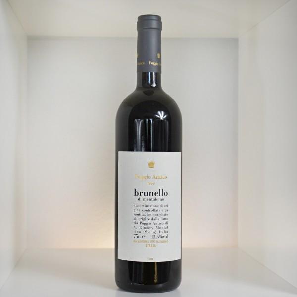 1999 Poggio Antico Brunello di Montalcino DOCG