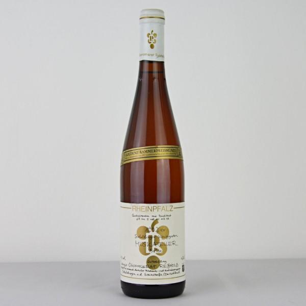 1992 Ökonomierat Rebholz Siebeldinger Königsgarten Muskateller Auslese 0,75 L