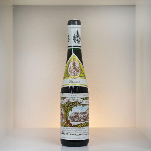 1998 C. von Schubert Maximin Grünhäuser Abtsberg Riesling Eiswein 375 ml