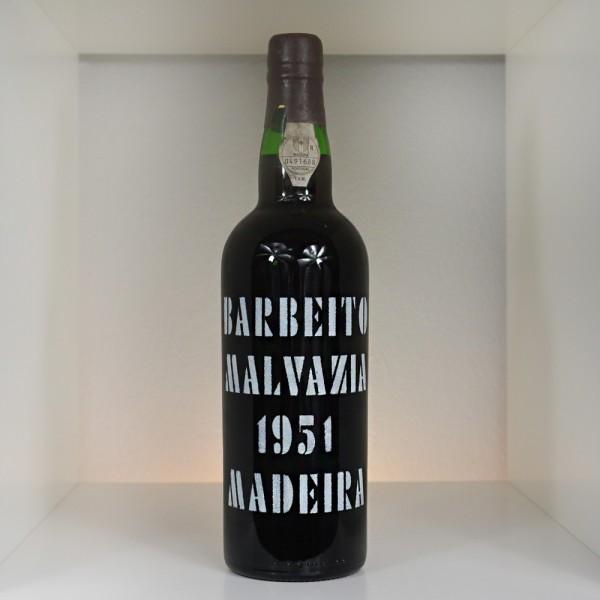 1951 Barbeito Malvasia