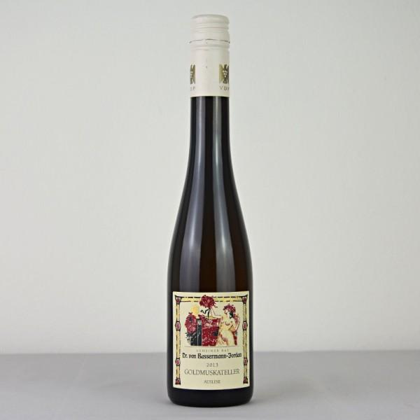 2013 Weingut Dr. Bassermann-Jordan Goldmuskateller Auslese 375 ml