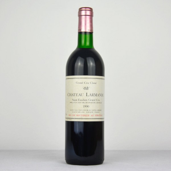 1990 Chateau Larmande Saint-Emilion Grand Cru