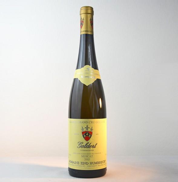 2005 Domaine Zind-Humbrecht Muscat Goldert, Alsace Grand Cru