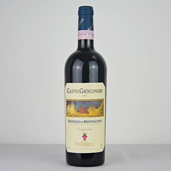1995 Castelgiocondo Brunello di Montalcino DOCG Marchesi de Frescobaldi