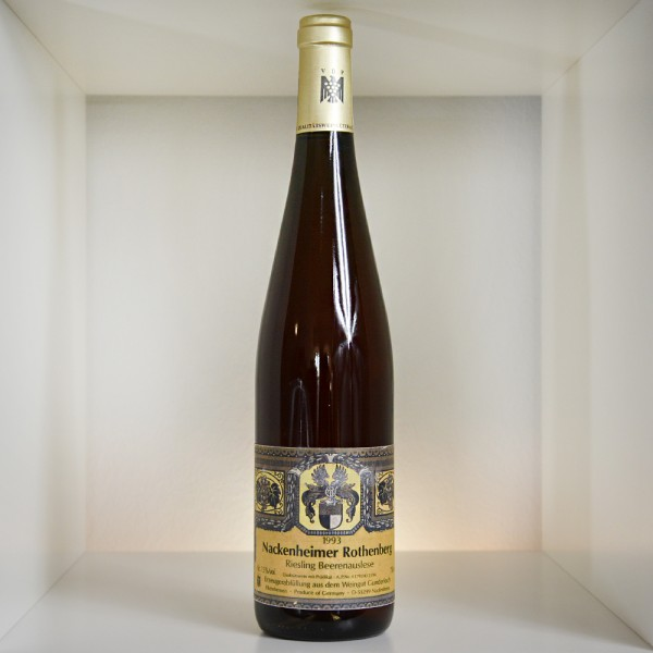 1993 Gunderloch Nackenheimer Rothenberg Riesling Beerenauslese