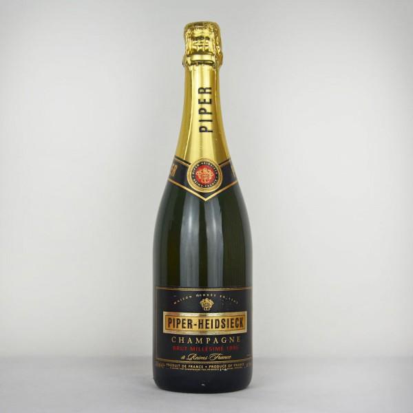 1995 Piper-Heidsieck Millesime Brut, Champagne
