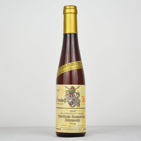 1989 Dönnhoff Niederhauser Hermannshöhle Riesling Beerenauslese 375 ml