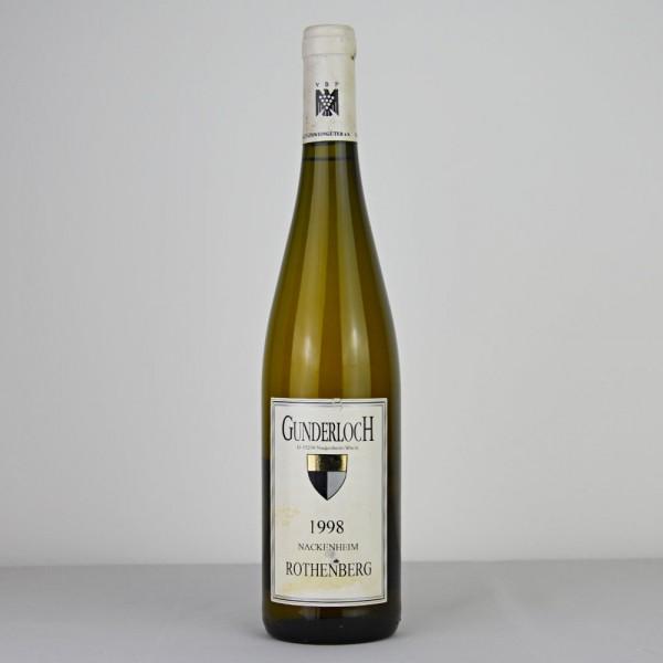 1998 Gunderloch Nackenheimer Rothenberg Riesling trocken