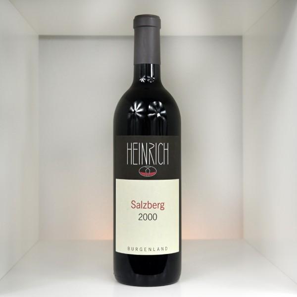 """2000 Gernot Heinrich """"Salzberg"""" Neusiedlersee"""