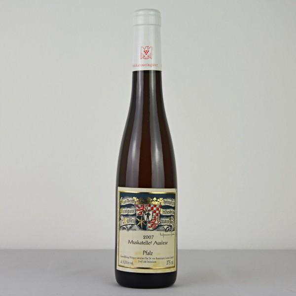 2007 Weingut Dr. Bassermann-Jordan Muskateller Auslese 375 ml