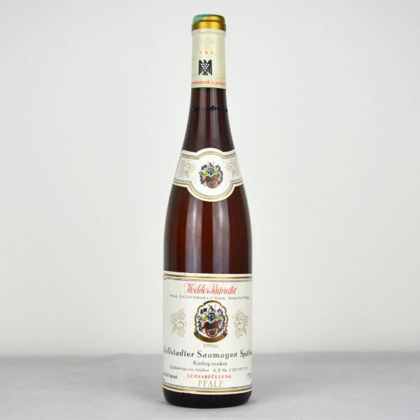 1990 Koehler-Ruprecht Kallstadter Saumagen Riesling Spätlese trocken R