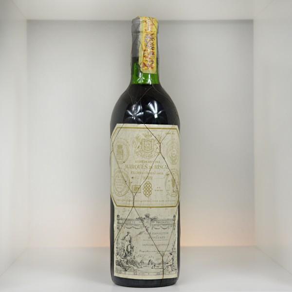 1975 Marques de Riscal Rioja DOC Crianza