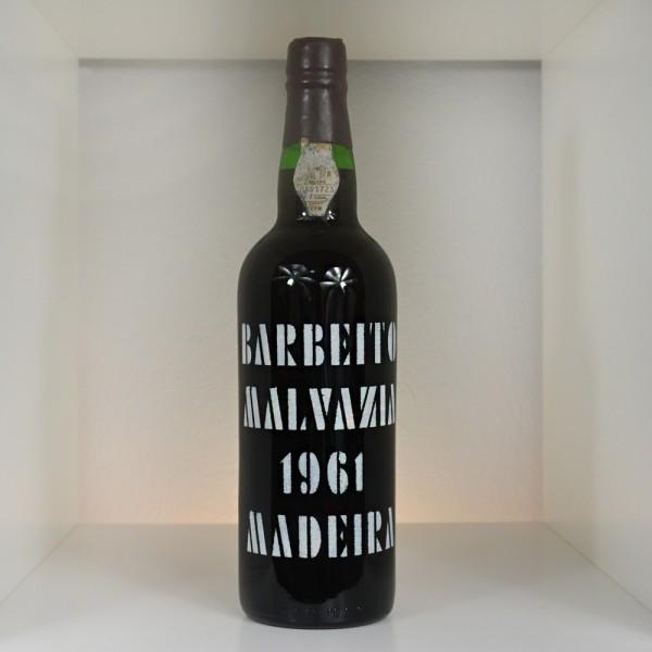 1961 Barbeito Malvasia
