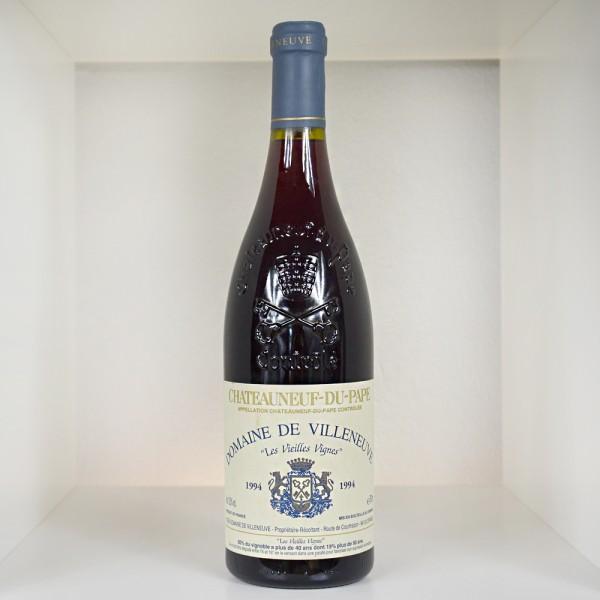 """1994 Domaine de Villeneuve Châteauneuf-du-Pape """"Les Vieilles Vignes"""""""