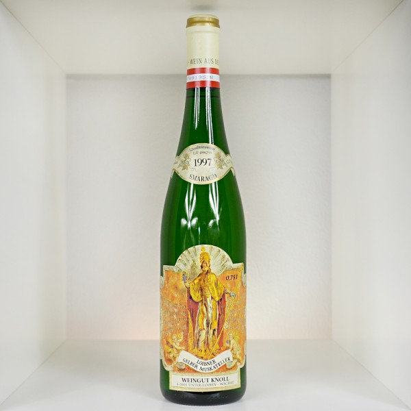 1997 Weingut Emmerich Knoll Loibner Gelber Muskateller Smaragd