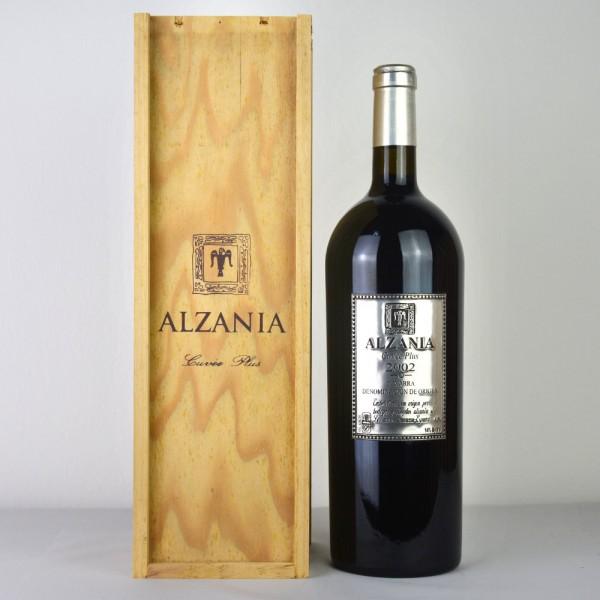 "2002 Bodegas y Vinedos Alzania ""Cuvée Plus"" Magnum 1,5 Liter"
