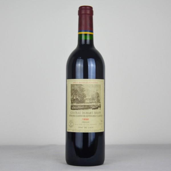 1996 Chateau Duhart-Milon, 4éme Cru Classé Pauillac AOC