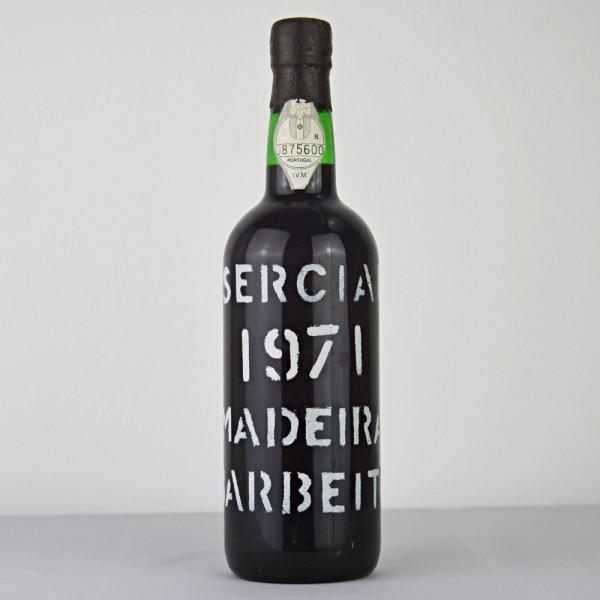 1971 Barbeito Sercial