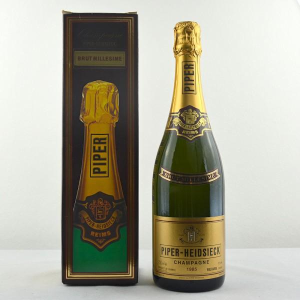 1985 Piper-Heidsieck Millesime Brut, Champagne