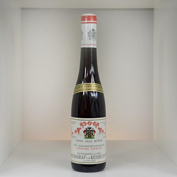 1993 Reichsgraf von Kesselstatt Scharzhofberger Riesling Eiswein 375 ml
