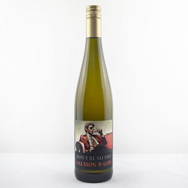 """""""SALMON GUY"""" · Spätburgunder trocken · Blanc de Noir"""