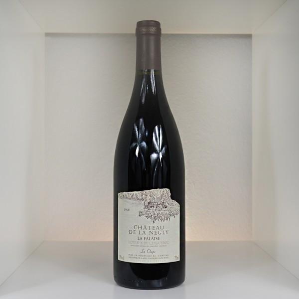 """1998 Château De La Négly """"La Falaise"""" Coteaux du Languedoc AC La Clape"""