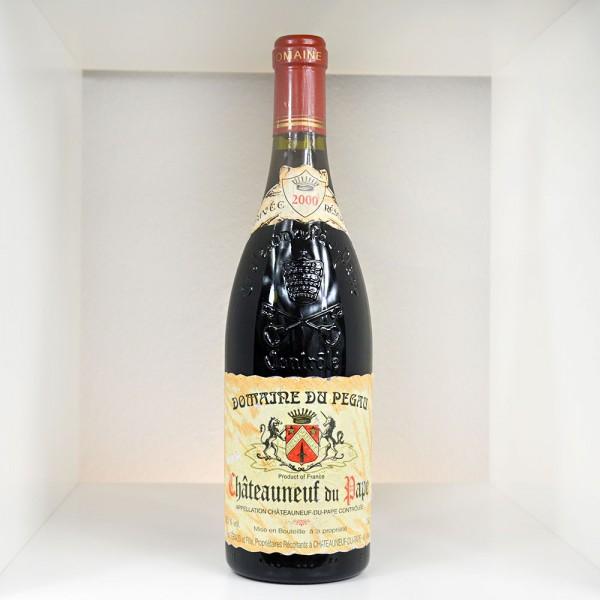 2000 Domaine du Pegau Châteuneuf-du-Pape Cuvée Reservée