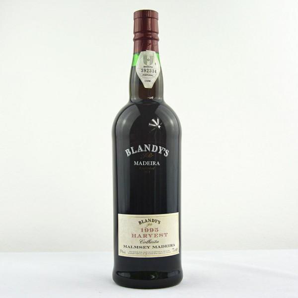 1995 Blandy's Colheita Malmsey 0,75 l