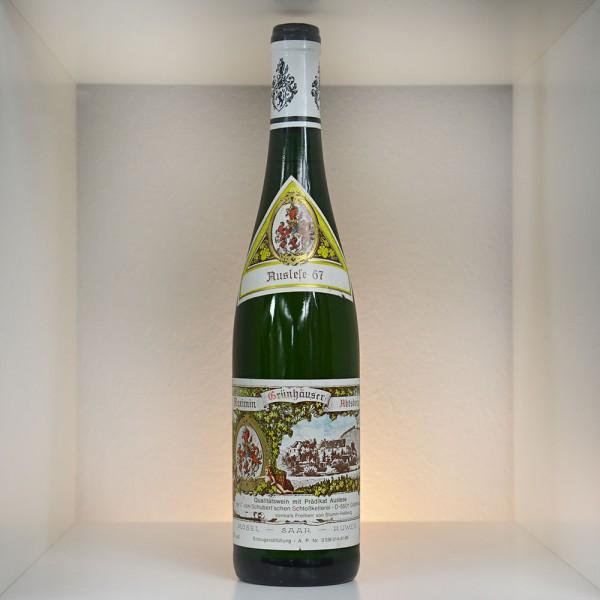 1988 C. von Schubert Maximin Grünhäuser Abtsberg Riesling Auslese 67