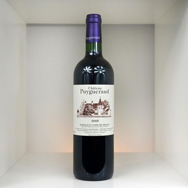 2005 Château Puygueraud Côtes de Francs AC