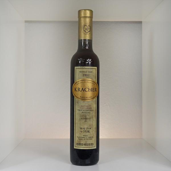 """1999 Weinlaubenhof Kracher Trockenbeerenauslese No.1 Zweigelt/Pinot Noir """"Nouvelle Vague"""""""