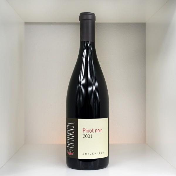 2001 Gernot Heinrich Pinot Noir 0,75 Liter Neusiedlersee