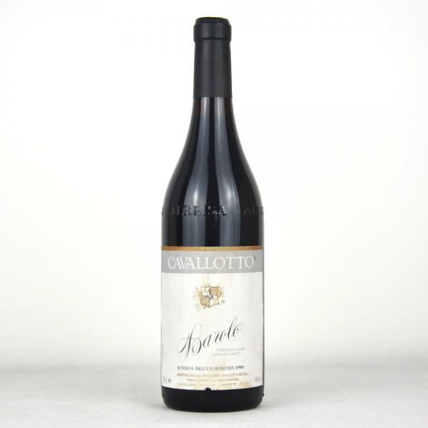 "1989 Cavallotto Barolo Riserva Bricco Boschis ""Vigna San Giuseppe"""